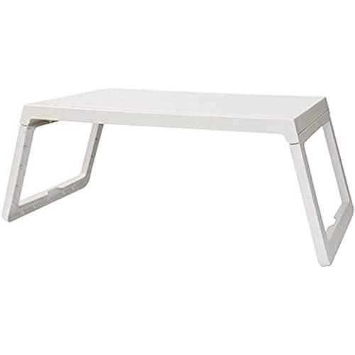 Pkfinrd - Supporto da scrivania pieghevole per computer portatile e portatile, antiscivolo, per risparmiare spazio