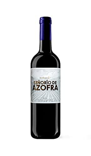 SEÑORÍO DE AZOFRA CRIANZA, vino tinto crianza, 75CL, D.O.Ca. Rioja