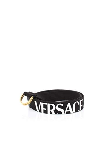 Versace Jeans Couture D8YVBF12-71466 cinturones Cinturones Hombre Negro/blanco 100