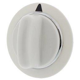 White 1264289 AH1482196 Dryer GE OEM Timer Knob WE1M652