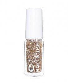 Nagellack O2Gold Glitter