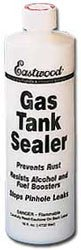 Eastwood Steel Aluminum Fiberglass Gas Diesel Tank Motorcycles Sealer Kit