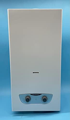 Calentador de agua a Gas Butano/Propano 11 Litros | Cámara abierta (Atmosférico) | Bajas Emisiones de NOX | Encendido Automático | Calificación Energética A