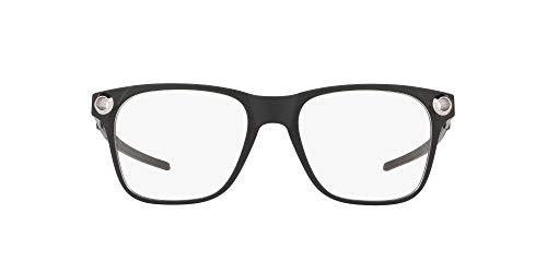 Oakley Unisex Apparition Lesebrille, Schwarz, 53