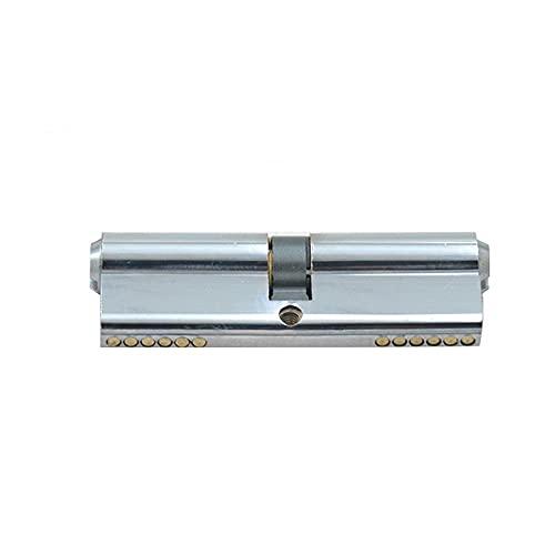 Cilindro de la cerradura 90mm Zinc Aleey Lock Core Security Doble Open Block Cylinder Tres botones