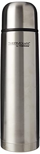 ThermoCafé Stainless Steel Flask, 1.0 L