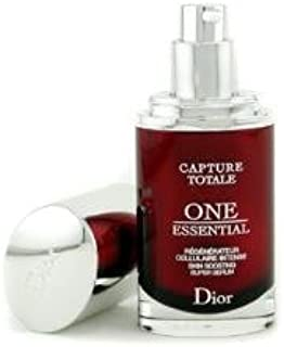 Capture Totale One Essential Skin Boosting Super Serum by Christian Dior for Unisex - 1 oz Serum (Tester)