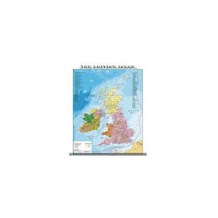 Gran Bretagna Cartina Geografica Politica.Carta Geografica Murale Fisica E Politica Gran Bretagna Amazon It Cancelleria E Prodotti Per Ufficio
