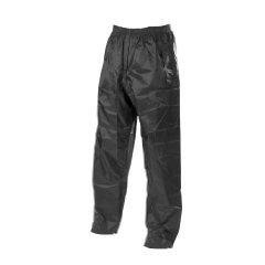Regatta Kids rainpak otrs imperméable Pantalons Enfant 116 Noir
