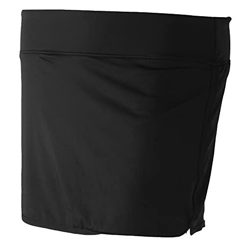 Sports Skorts, Falda de Yoga Ligera de Secado rápido para Correr en Actividades al Aire Libre(M-Metro)