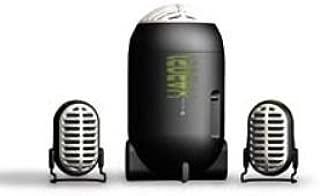Altec Lansing XA3021 2.1 Speakers (3-Speaker, Black & Silver)