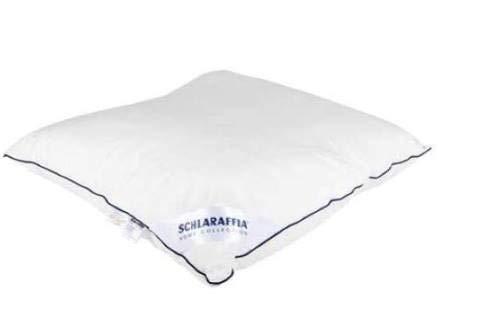 Schlaraffia Kopfkissen Premium 80x80cm für Hausstauballergiker geeignet