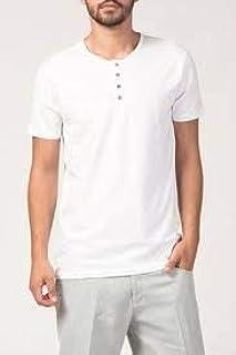 Avva Erkek Beyaz Düz T-Shirt