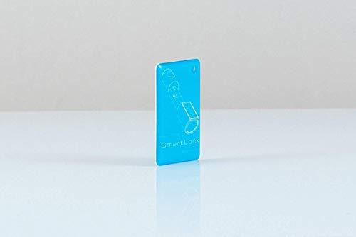 SOREX FLEX - Türschloss biometrisch mit deutschem Support! Türöffner mit Fingerabdruck und RFID Zylinder inkl. Batterien | Keine Schlüssel nötig | Keyless Smart Lock | elektronisches Schloss - 4