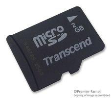 Transcend TS4GUSDHC10 Scheda di Memoria MicroSDHC da 4 GB con Adattatore, Classe 10