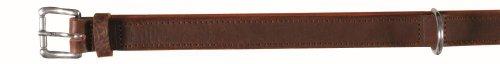 Collier Spirit, M: 36–42 cm/20 mm, marron foncé pour chien