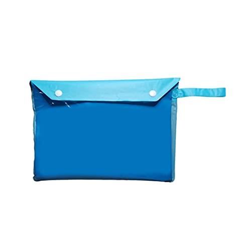 Zhiping, kit di copertura impermeabile per la pulizia dell'aria condizionata con scarico 2 raschietti e asciugamano per la pulizia della polvere