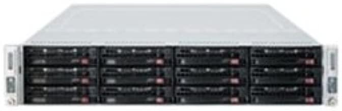 Supermicro SuperServer 6027TR-DTRF Barebone System - 2U Rack-mountable - Intel C602 Chipset - Socket R LGA-2011 - 2 x Total SYS-6027TR-DTRF