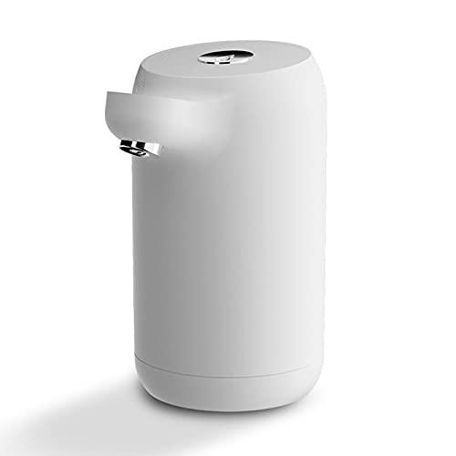 SDFD Bomba de Botella de Agua automática integrada, Fuente de Bebida eléctrica Inteligente Recargable portátil, Adecuada para el hogar, Oficina, al Aire Libre, fábrica