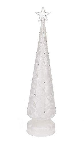 Ganz Large Light Up Christmas Tree Figurine