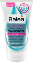 Balea Waschgel Soft & Clear ölfrei, 1 x 150 ml