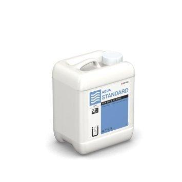 Parkettlack / Versiegelung AQUA Standard, halbmatt (10 l) Acrylat-PUR-Dispersion
