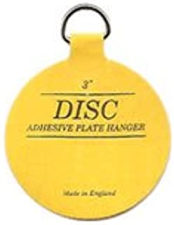 Flatiron Disc Invisible Plate Hanger, 3-Inch