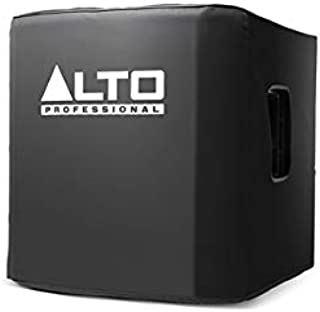 Alto Professional Padded Slip-on Cover for The Truesonic TS215S Powered Subwoofer (TS215SUB
