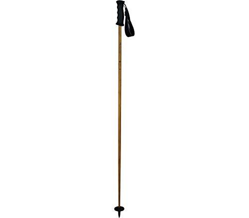 Komperdell Carbon Bamboo Skistöcke Bâton Ski 115 cm 115 cm
