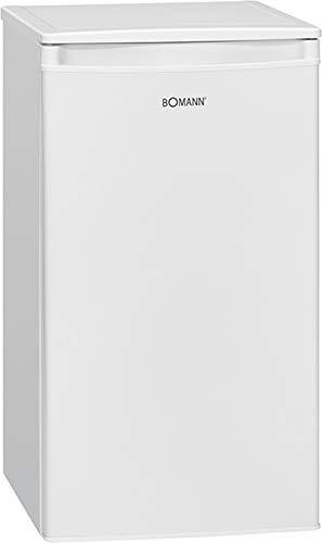 Bomann KS 7230.1 Kühlschrank mit Eisfach/EEK A+/ Kühlen 83 L/Eisfach 8 L/ 111 kWh/weiß