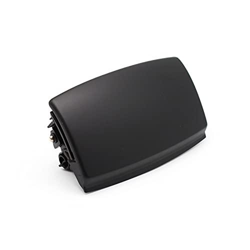 WEIDA Xzhen Interior del automóvil bajo la Caja del reposabrazos Cenicero Trasero con la Cubierta 8E0 857 961 FIT FOR Audi A4 B6 B7 2002 2003 2004 2005 2006 2007 2008 (Color Name : Black)