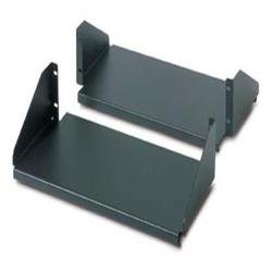 APC AR8422 Fixed Shelf for 2-Post Rack - 250Lbs Capacity