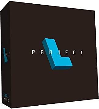 プロジェクトL 多言語版 (1-4人用 30分 8才以上向け) ボードゲーム