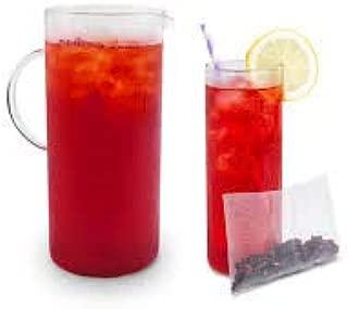 Adagio Teas Berry Blast Cold Brew Iced Tea Bags, Caffeine Free, 12 quart sized teabags …
