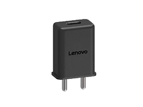 Lenovo Fast USB Mobile Charger (Black)