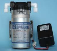 Druckerhöhungspumpe für Osmoseanlagen- 24Volt - 8bar