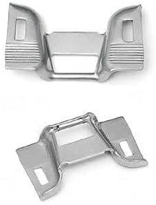Eckler's 1956-1960 Corvette Striker Plate Lower Trunk 25-261744-