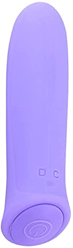 G-Spot Bullet Vibrator Dildo Nipple Clitoris Stimulator USB Rechargeable Portable for Travel Discreet Vibe Wand - 10 Modes Waterproof Mini Orgasm Vaginal Anal Massager Adult Sex Toys for Women