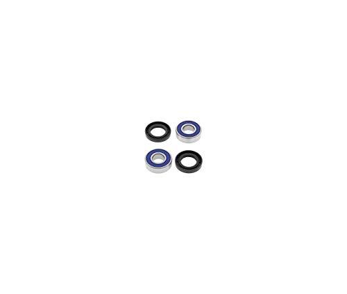 Compatible avec/Remplacement pour W650-01/06-KIT ROULEMENTS DE ROUE AVANT-25-1216