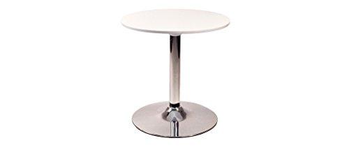 Miliboo - Tavolino Basso Bianco Sandy