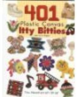 401 Plastic Canvas Itty Bitties