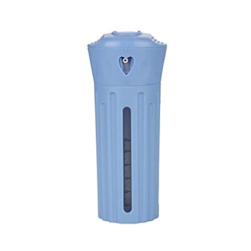 dosificador Dispensador de viajes 4 en-1 Botellas de viaje Artículos de aseo a prueba de fugas Subbotelleas Recargables Gel Jabón Jabón Equipo de contenedor vacío Dispensadores de loción y de jabón