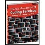 Effective Management of Coding Services: The Clinical Coding Manager's Handbook