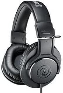 Audio-Technica ATH-M20X - Auriculares de diadema cerrados, color negro