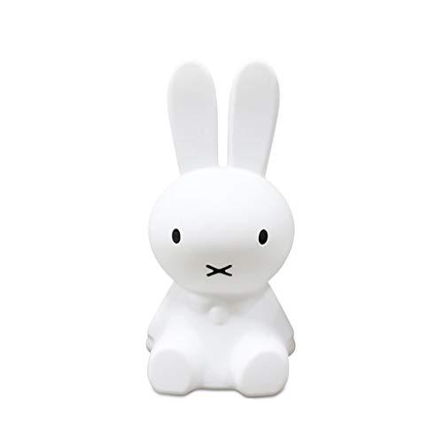 Altura 50 Cm Lámpara de Piso Rabbit, Cartoon Bunny Hare Led Luz Nocturna Regulable para niños Niños Regalo Sala de Estar Escritorio de la Cama Decoración del hogar