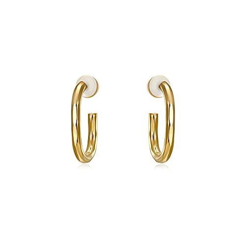 sterling silver earrings S925white stud earrings new Golden Yhgjhuie