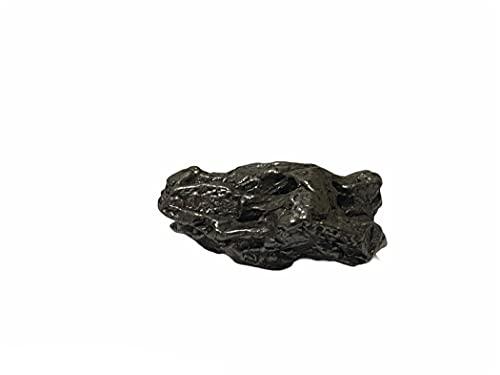 Meteorit   Sternschnuppe   Unikat   Naturprodukt   mit Echtheitszertifikat   in Geschenkbox   aus Argentinien 8-10gr.