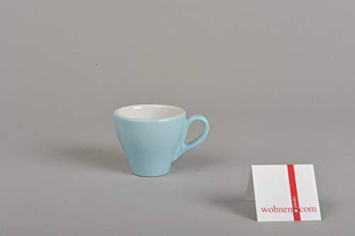 Espressotasse Classico 0,09 l eisblau