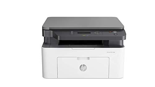 HP Laser MFP 135a - Impresora láser multifunción (imprime, copia y escanea, 20 ppm, LED, USB 2.0...