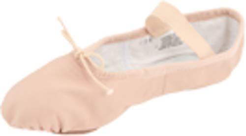 Bloch Dance Dansoft Split Sole Ballet Slipper - Little Kid (4-8 Years), 10.5 A US Little Kid